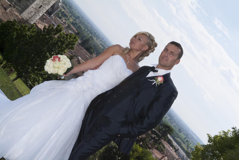 Servizio fotografico matrimonio Igor e Georgeta
