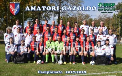 CALCIO AMATORI GAZOLDO-POZZOLESE