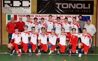 XIII Torneo Volley maschile Città di Mantova 2017