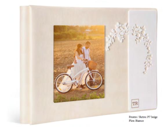 Anteprima nuova collezione copertine Album Matrimoniali