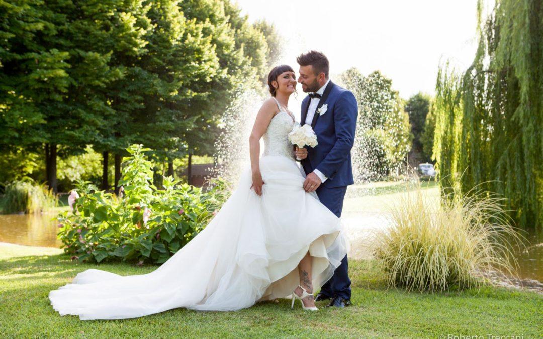 Servizio fotografico matrimonio Luca e Martina