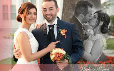 Servizio Matrimoniale di Mirko e Greta