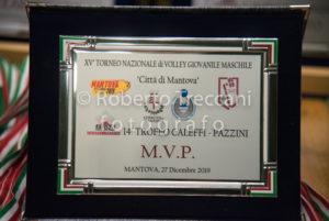 """XV° Torneo Nazionale di Volley Giovanile """"CITTA' DI MANTOVA"""" 2019 CAT.Under 15 maschile"""