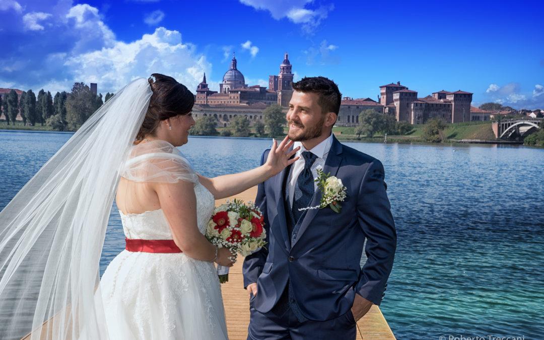 Matrimonio di Antonio e Tiziana